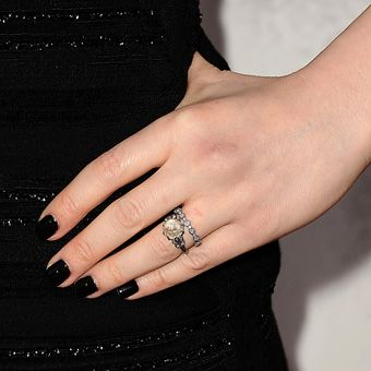 Celebrity Wedding Rings Anna Paquin Image Credit