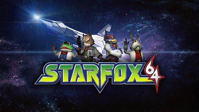 STAR FOX 64 N64 ROM DOWNLOAD (USA) - https://www.ziperto.com/star-fox-64-n64-rom/