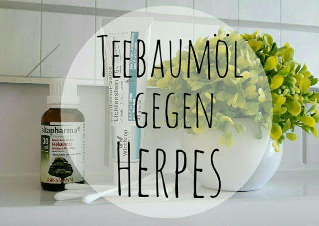Herpes Hausmittel, Herpes Hilfe,   Teebaumöl gegen Herpes, Herpes sos, diy Herpes creme