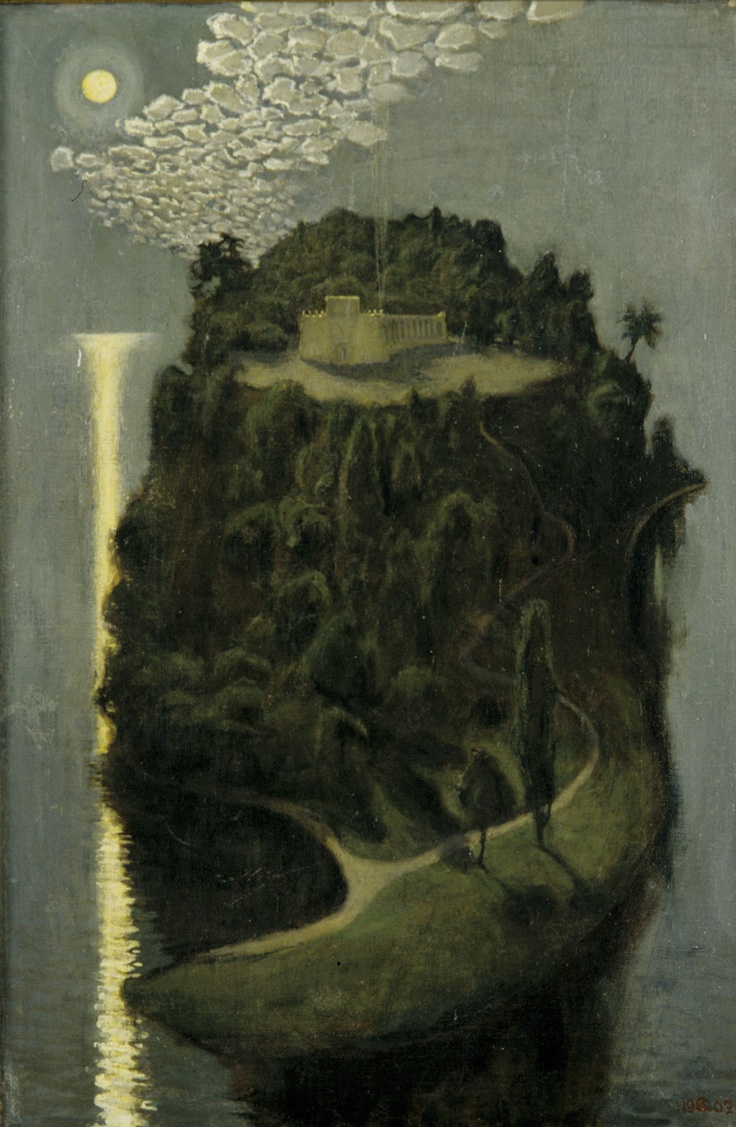 Akseli Gallen-Kallela: The Island of the Blessed, 1902