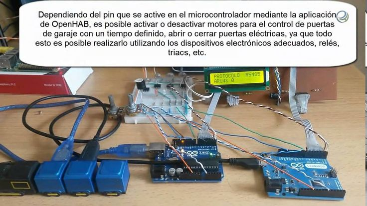 awesome Raspberry PI 2 - OpenHAB - Arduino - RS485 Check more at http://gadgetsnetworks.com/raspberry-pi-2-openhab-arduino-rs485/