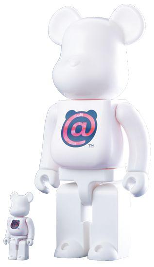 Be@rbrick Medicom Toy Exhibition'05 100% & 400%