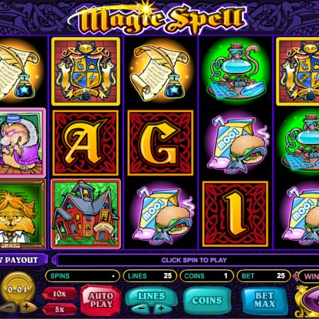 Slots Magic Online Casino