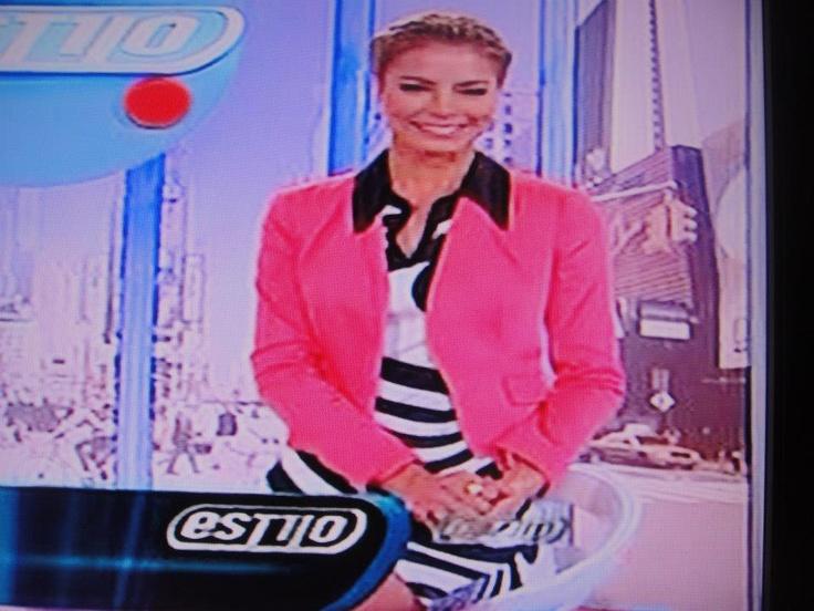 Natalia Valenzuela. Vestido Disponible