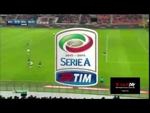 Highlight Milan vs Bologna (0-1)full goal review