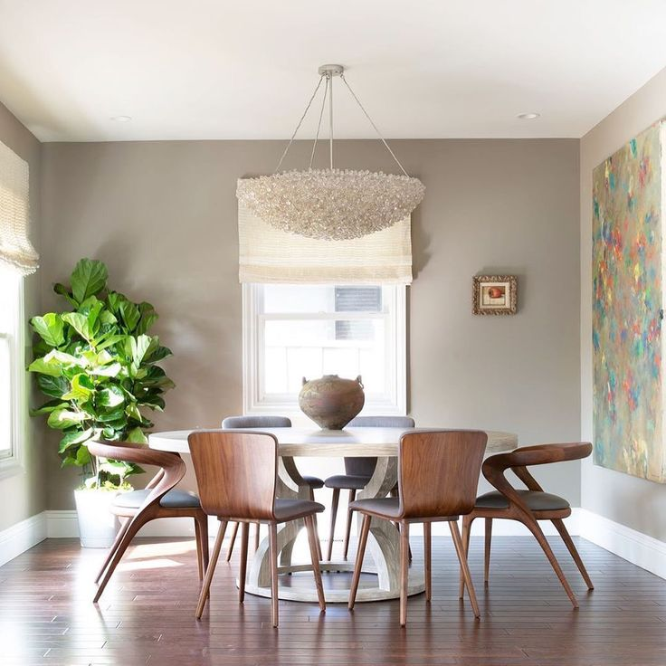 """Houzz on Instagram: """"This dining room by ..."""
