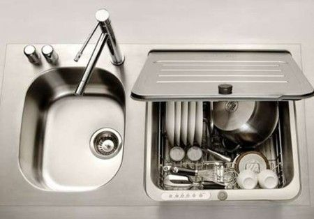 Resultado de imagen para fregaderos de cocina pequeños