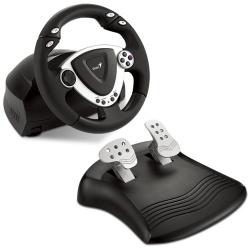 Volante Genius Twinwheel+pedalc/PS2