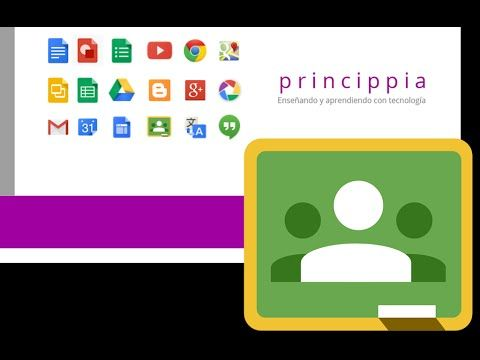 Google Classroom en 5 pasos