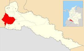 Colombia - Putumayo - Orito.svg