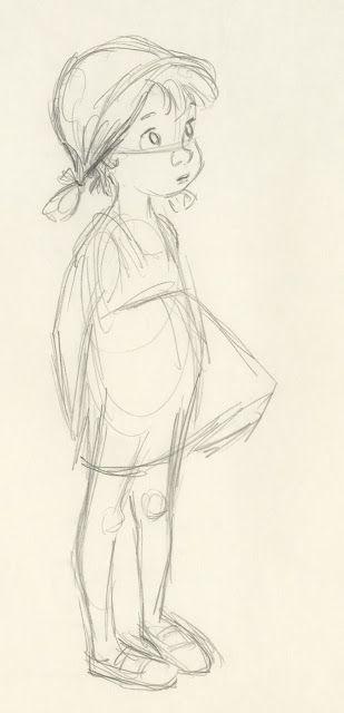 Art by Milt Kahl* • Blog/Info | (https://en.wikipedia.org/wiki/Milt_Kahl) © Walt Disney Animation Studios* • Blog/Website | (www.disneyanimation.com) • Online Store |  (www.disneystore.com) ★ || CHARACTER DESIGN REFERENCES™ (https://www.facebook.com/CharacterDesignReferences & https://www.pinterest.com/characterdesigh) • Love Character Design? Join the #CDChallenge (link→ https://www.facebook.com/groups/CharacterDesignChallenge) Join a community of over 100.000 artists! || ★