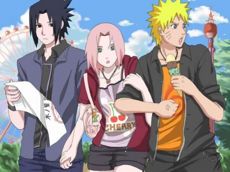 Wallpapers de Naruto Shippuden. Share This