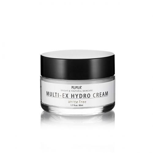 Mumur White Tree Multi EX Hydro Cream Highly Moisturizing Brightening Anti Aging #MUMUR