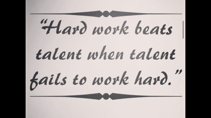 hard work never fails essay When all else fails, working hard prevails if you want to save yourself time, money, and much grief, come to realize the following things: inspiration is only useful if you are willing to work hard.