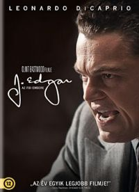 Clint Eastwood - J. Edgar - Az FBI embere (DVD) 1e dec31-ig