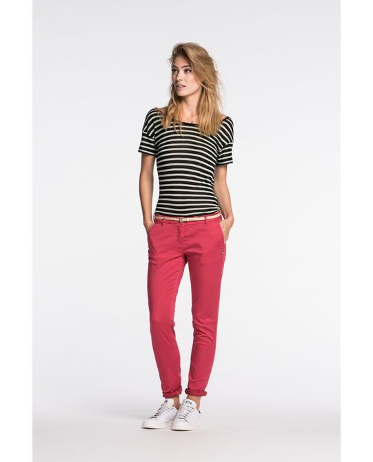 Stretch chino broek - Scotch & Soda