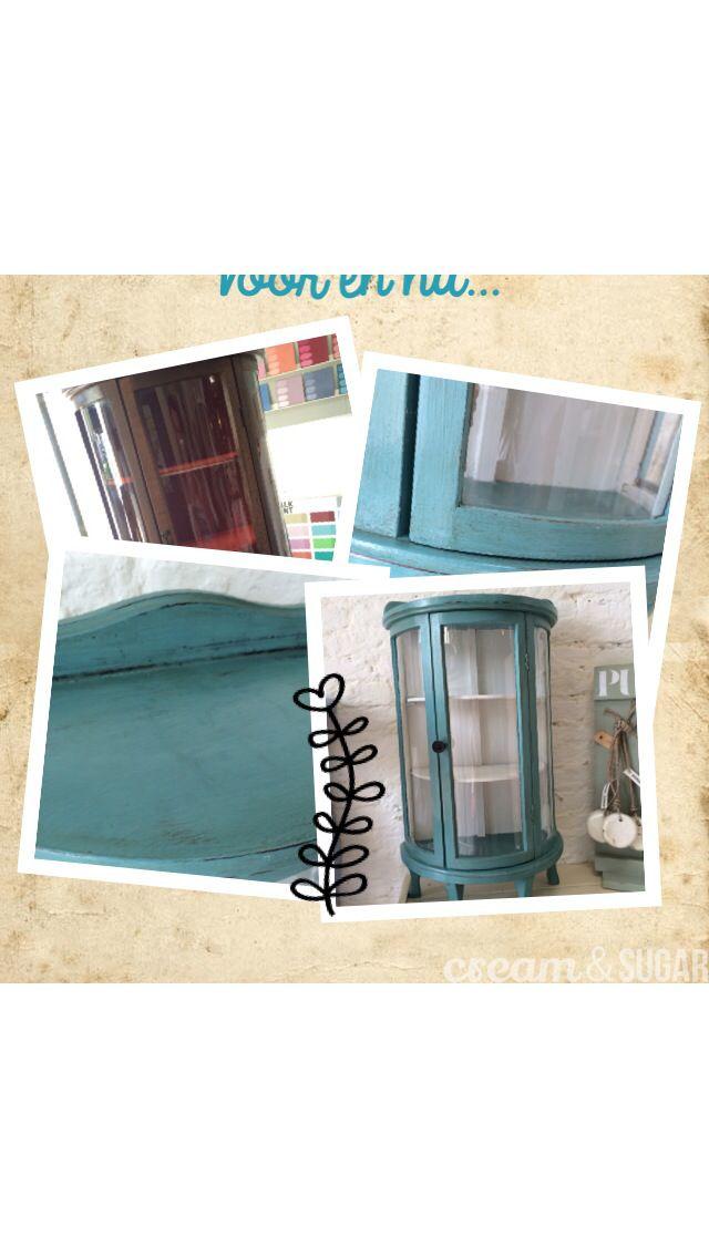 Provence, OldWhite, Clear Wax & Dark Wax #Chalkpaint #MoreThanPaint #AnnieSloan