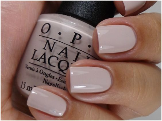 Don't Bossa Nova Me Around * OPI. Gel polish. at enails.eu  This is my new favorite gel color. One of those colors that is hard to NOT get every single time.