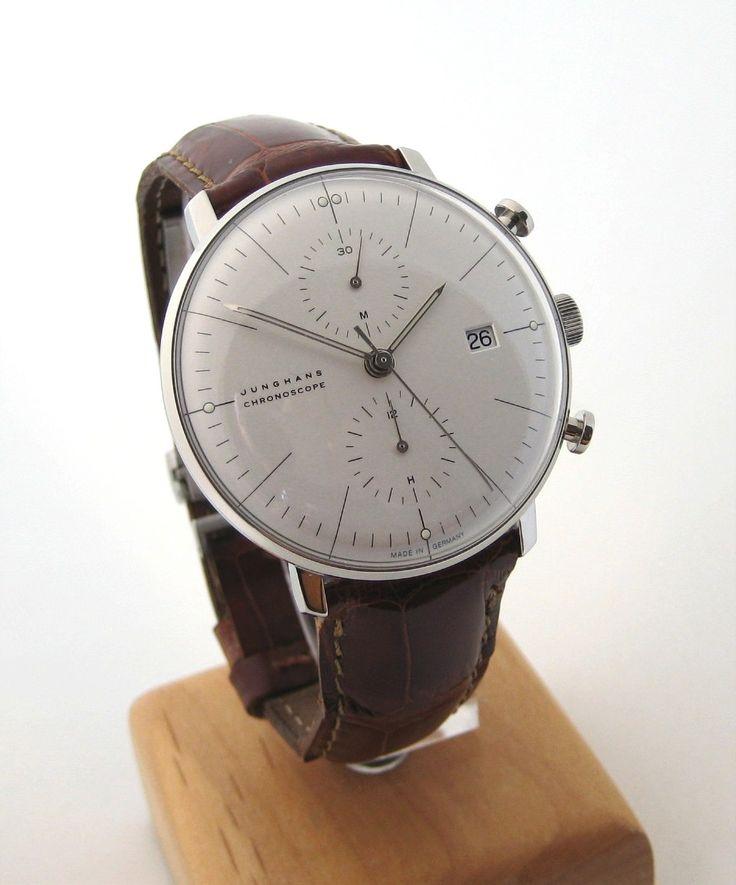 junghans chronoscope watch - Google Search