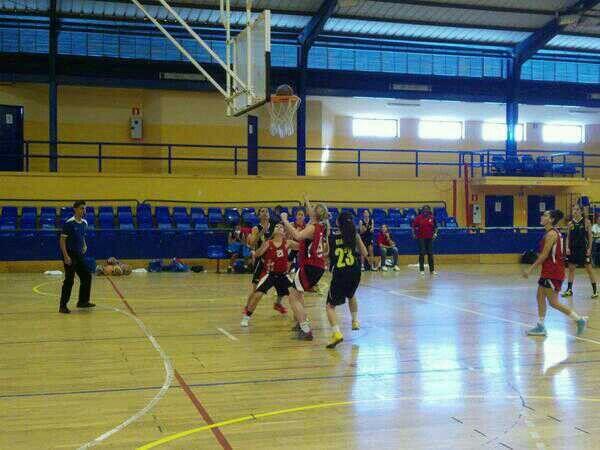 Basket Pintadera vs Magec Tias #junior autonomico# gran victoria de las niñas!!! #02#