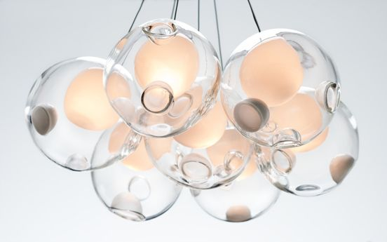 '28′ by Omer Arbel for Bocci