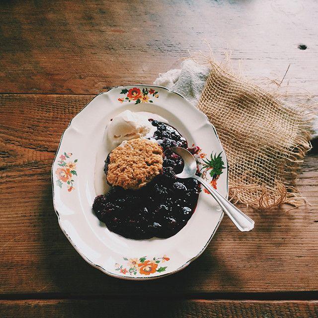 As 25 melhores ideias de Berry cobbler no Pinterest