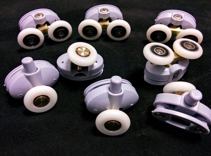 Комплекты роликов : Ролики для душевой кабины. Комплект №14