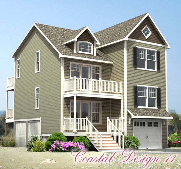 180 best images about houses on pinterest for Coastal modular home plans