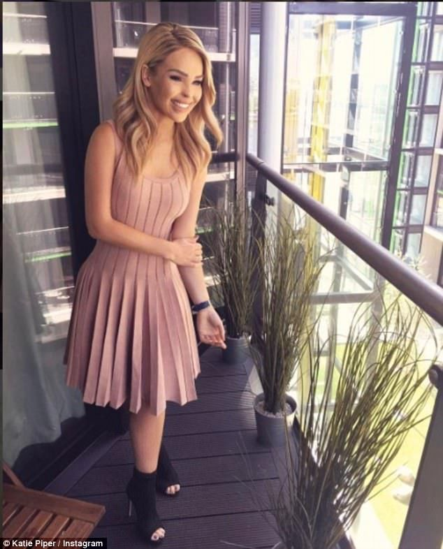 Katie Piper talks about expanding family with husband Richard Sutton #dailymail
