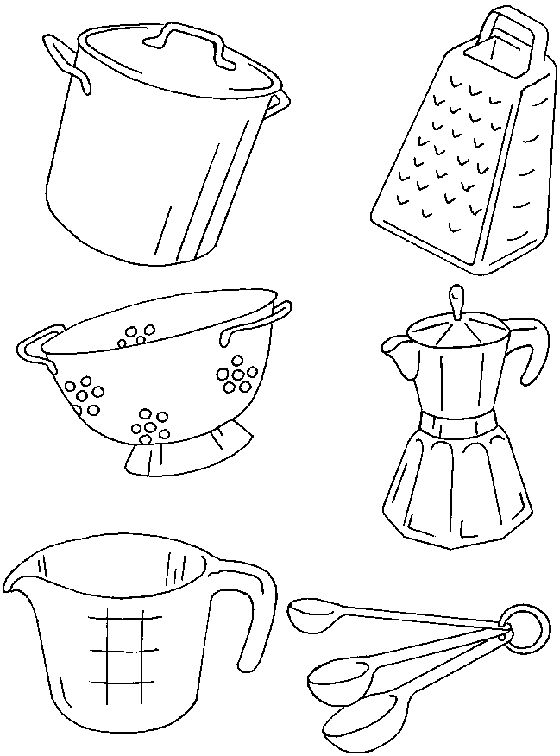 iced teas coloring pages - photo#27