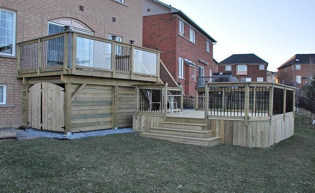 Enclosed Walkout Basement Idea Decor Design For The Home