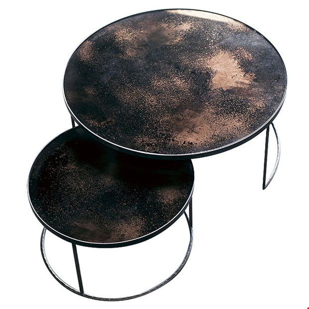 Nesting Coffee Table Set Notre Monde