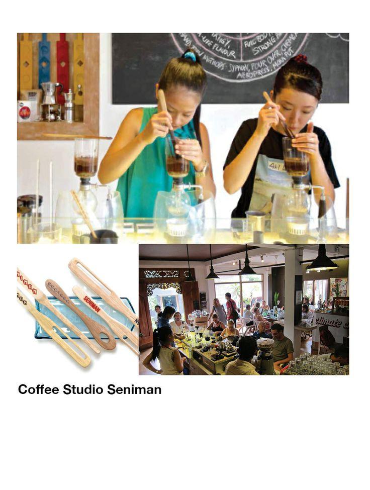 Seniman Coffee Studio, Ubud  Photo by: Katie Allen