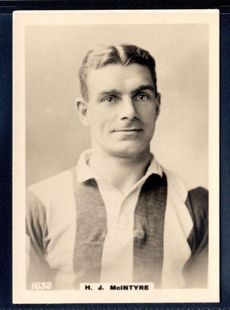 McIntyre - Clapton FC 1925