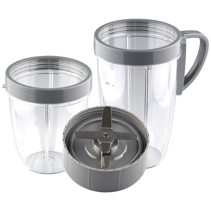 NutriBullet Deluxe 5 Piece Accessory Upgrade Kit