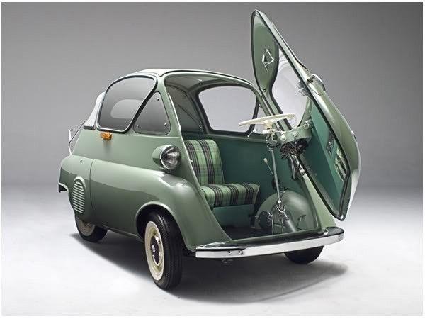 BMW Isetta din 1956