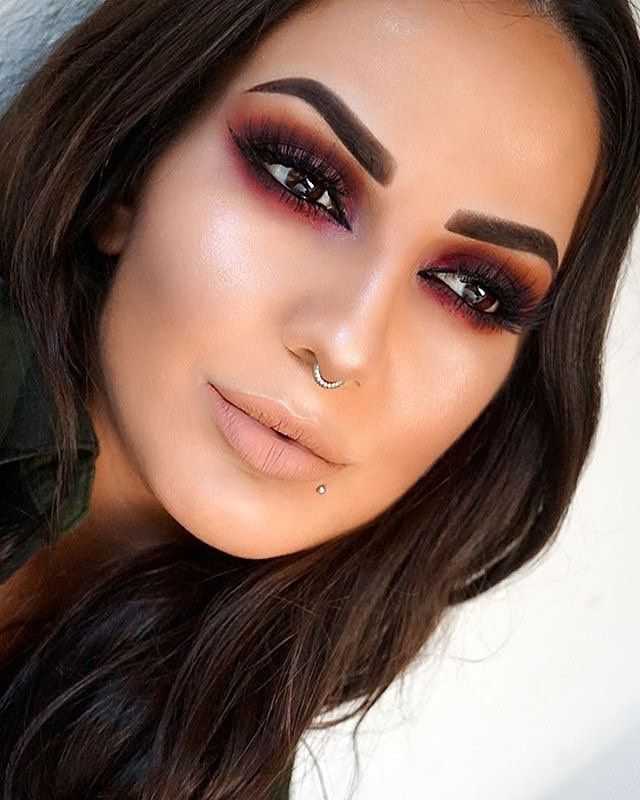 "11.6k Likes, 49 Comments - Anastasia Beverly Hills (@anastasiabeverlyhills) on Instagram: ""Beautiful look @thedameoclock  BROWS: #Dipbrow in Chocolate  EYES: Modern Renaissance palette…"""