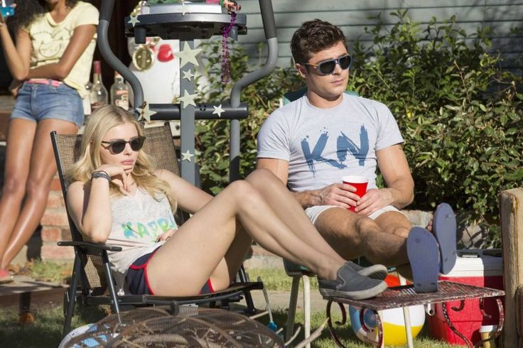 Jouez et tentez de gagner des places pour la suite du film à succès avec Zac Efron, Chloë Grace Moretz et Seth Roger.