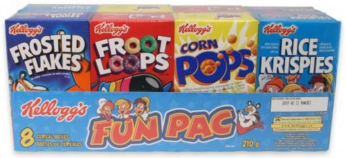I love this pack when I was a wee 1. Could never wait to wake up and have 'em!