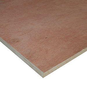Wickes Marine Plywood 18x1220x2440mm