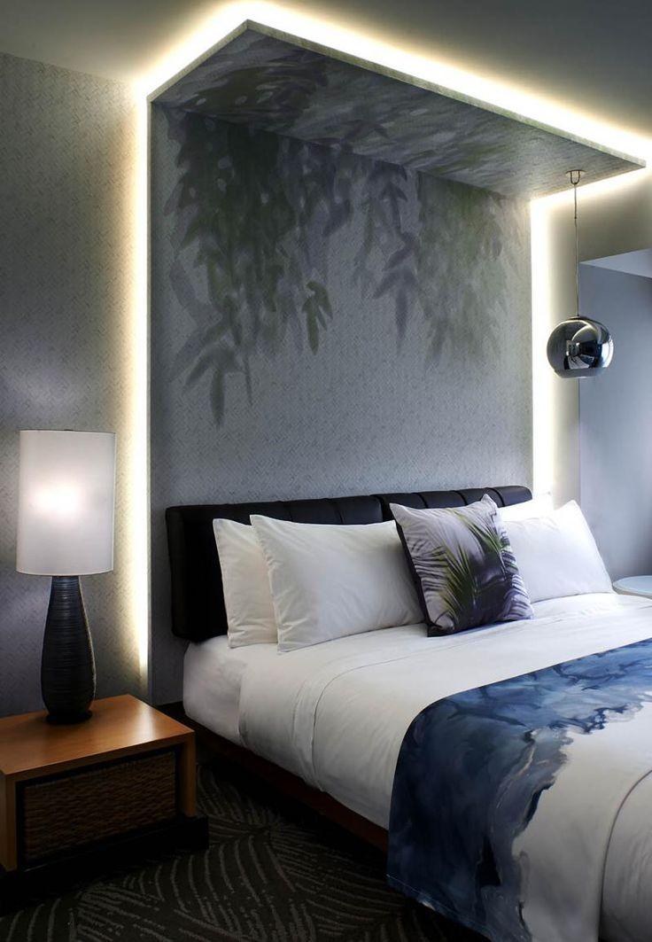 17 migliori idee su carta da parati per camera da letto su pinterest carta da parati grigia - Parato per camera da letto ...