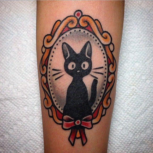 466 best images about tattoos miyazaki on pinterest for Kiki tattoo artist