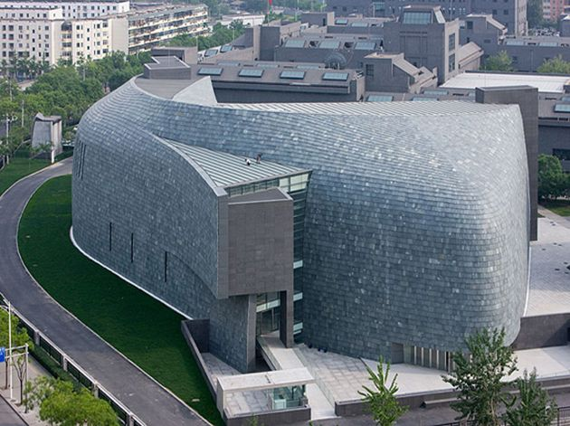 CAFA Art Museum / Beijing / China | Architect: Arata Isozaki & Associates