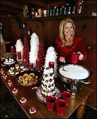 Christmas Breakfast Buffet By Jeanne Benedict