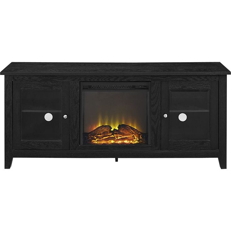 17 Best Ideas About Electric Fireplace Tv Stand On Pinterest Tv Stand With Fireplace Corner