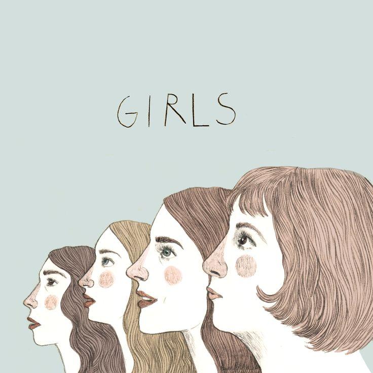 GIRLS, HBO by Ana Pedreira   https://www.instagram.com/ana.pedreira/  annapedreira.blogspot.com.es #girls #HBO