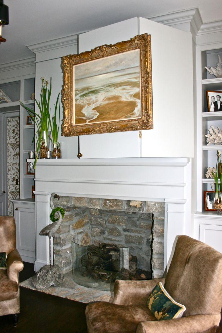 73 best hiding the wall mounted flatscreen images on pinterest