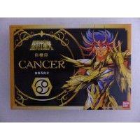 Chevaliers du zodiaque-chevalier du cancer-vintage-Bandai