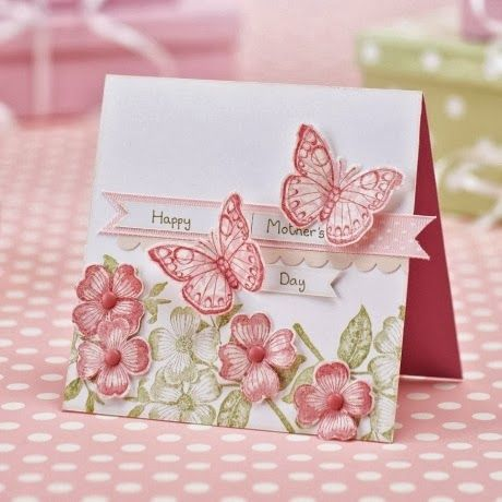 """""""Happy Mother's Day"""" Card  (Site: photo only)"""