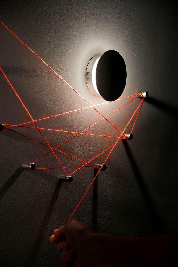 trick push the boundaries design dean skira iguzzini. Black Bedroom Furniture Sets. Home Design Ideas